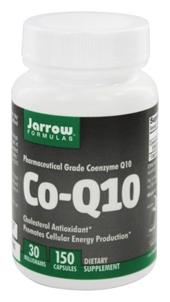 Jarrow Formulas - Co-Q10 30 mg. - 150 Capsules