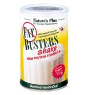 DROPPED: Nature's Plus - Fat Busters Shake - 1 lb.
