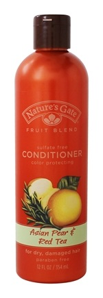Nature's Gate - Conditioner Organics Fruit Blend Rejuvenating Asian Pear & Red Tea - 12 oz.