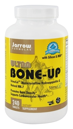 Jarrow Formulas - Ultra Bone-Up - 240 Tablets