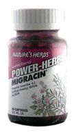 DROPPED: Nature's Herbs - Power Herbs Migracin Power