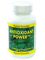 DROPPED: Nature's Benefit - Holt MD Labs Antioxidant Power Dietary Supplement - 90 Capsules