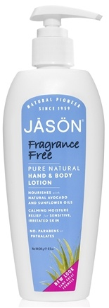 DROPPED: Jason Natural Products - Satin Soap Fragrance Free - 13.5 oz. CLEARANCE PRICED