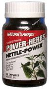 DROPPED: Nature's Herbs - Nettle-Power - 30 Capsules