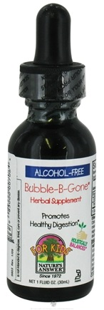 DROPPED: Nature's Answer - Bubble-B-Gone For Kids - 1 oz. CLEARANCE PRICED