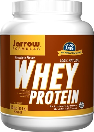 DROPPED: Jarrow Formulas - Whey Protein Caribbean Chocolate Flavor - 1 lb. CLEARANCED PRICED