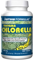 DROPPED: Jarrow Formulas - Yaeyama Chlorella 200 mg. - 300 Tablets