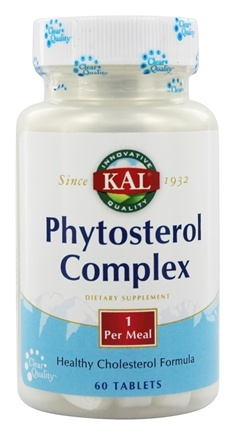 DROPPED: Kal - Phytosterol Complex - 60 Tablets (Formerly Cholestatin)