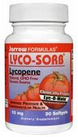 DROPPED: Jarrow Formulas - Lyco-Sorb 10 mg. - 30 Softgels