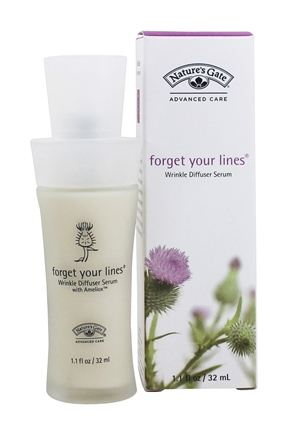 Nature's Gate - Forget Your Lines Wrinkle Diffuser Serum - 1.1 oz.