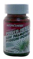 DROPPED: Nature's Herbs - Power Herbs Saw Palmetto-Pygeum Power