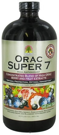 DROPPED: Nature's Answer - ORAC Super 7 High Antioxidant - 32 oz.