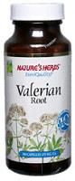 DROPPED: Nature's Herbs - Valerian Root - 100 Capsules