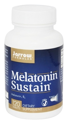 Jarrow Formulas - Melatonin Sustain - 120 Tablets