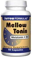 DROPPED: Jarrow Formulas - Mellow Tonin 3 mg. - 60 Capsules