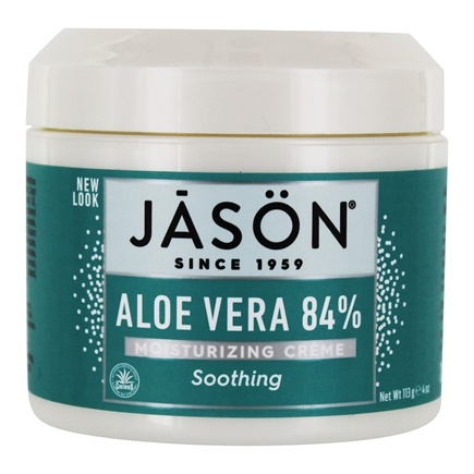 JASON Natural Products - Aloe Vera 84% Cream - 4 oz.