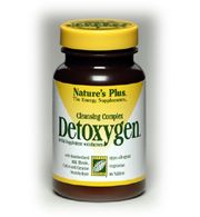 DROPPED: Nature's Plus - Detoxygen - 90 Tablets CLEARANCE PRICED