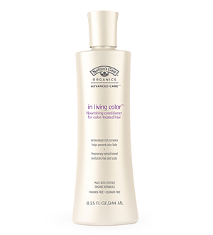 DROPPED: Nature's Gate - In Living Color Nourishing Conditioner for Color-Treated Hair - 8.25 oz.
