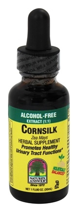 DROPPED: Nature's Answer - Cornsilk Alcohol Free - 1 oz.