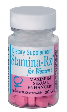 DROPPED: Hi-Tech Pharmaceuticals - Stamina-Rx for Women - 30 Tablets