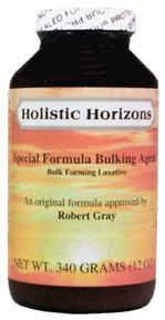 DROPPED: Holistic Horizons - Intestinal Bulk Agent - 12 oz. CLEARANCE PRICED