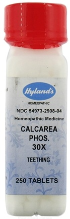 DROPPED: Hylands - Calcarea Phosphorica 30 X - 250 Tablets CLEARANCE PRICED