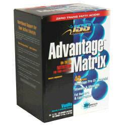 DROPPED: ISS Research - Advantage Matrix Vanilla - 40 Grams