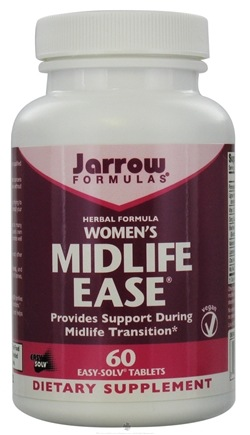 DROPPED: Jarrow Formulas - Mid-Life Ease Women's - 60 Tablets