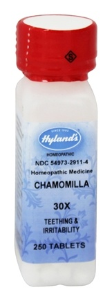 Hylands - Chamomilla 30 X - 250 Tablets