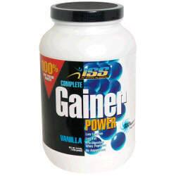 DROPPED: ISS Research - Complete Gainer Power Vanilla - 2.5 lbs.