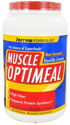 DROPPED: Jarrow Formulas - Muscle Optimeal Vanilla Creme - 2 lbs.