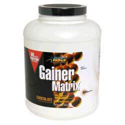DROPPED: ISS Research - Gainer Matrix Chocolate - 8 lbs.