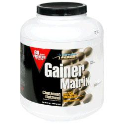 DROPPED: ISS Research - Gainer Matrix Cinnamon Oatmeal - 8 lbs.