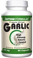 DROPPED: Jarrow Formulas - Garlic 400 mg. - 90 Capsules
