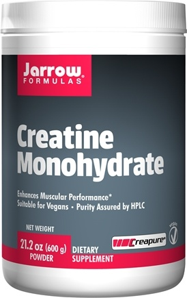 DROPPED: Jarrow Formulas - Creatine Monohydrate 600 - 21 oz.