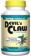 DROPPED: Jarrow Formulas - Devil's Claw 500mg - 100 Capsules
