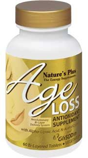 DROPPED: Nature's Plus - AgeLoss - 60 Tablets