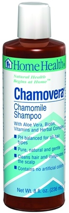 DROPPED: Home Health - Chamovera Chamomile Shampoo - 8 oz.
