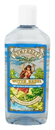 Humphreys - Witch Hazel Astringent - 16 oz.