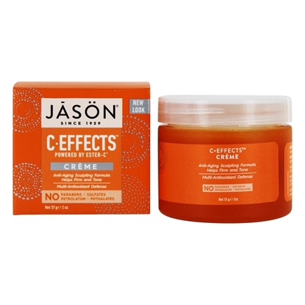 Jason Natural Products - Ester-C Creme - 2 oz.