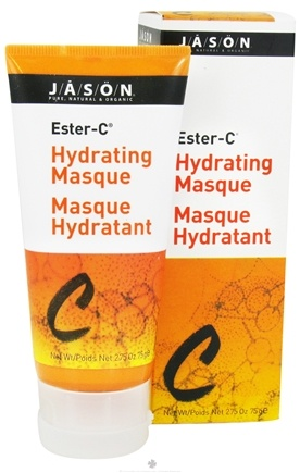 DROPPED: Jason Natural Products - Ester-C Hydrating Masque - 2.75 oz.