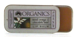 DROPPED: Nature's Gate - Lip Balm Orange and Chocolate
