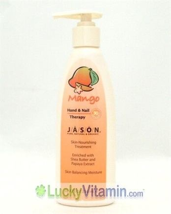 DROPPED: Jason Natural Products - Hand & Nail Therapy mango - 8 oz.
