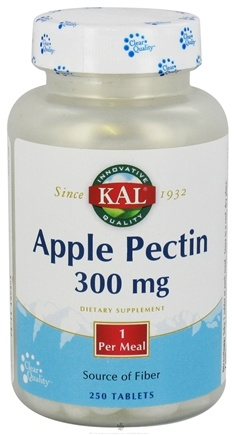 DROPPED: Kal - Apple Pectin 300 mg. - 250 Tablets