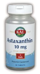 DROPPED: Kal - Astaxanthin - 30 Tablets