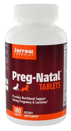 DROPPED: Jarrow Formulas - Preg-Natal + DHA - 30 Packet(s) CLEARANCED PRICED