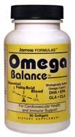 DROPPED: Jarrow Formulas - Omega Balance - 90 Softgels