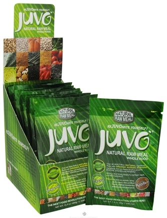 DROPPED: Juvo Inc. - Juvo Natural Raw Meal - 12 Packet(s)
