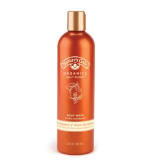 DROPPED: Nature's Gate - Body Wash Persimmon & Rose Geranium - 12 oz.