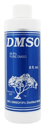 Nature's Gift DMSO - 90%/10% Distilled Water - 8 oz.